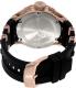 Invicta Men's Subaqua 16823 Black Rubber Swiss Quartz Watch - Back Image Swatch