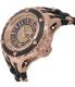 Invicta Men's Subaqua 16823 Black Rubber Swiss Quartz Watch - Side Image Swatch