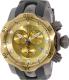 Invicta Men's Venom 16986 Grey Rubber Swiss Chronograph Watch - Main Image Swatch