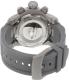 Invicta Men's Venom 16986 Grey Rubber Swiss Chronograph Watch - Back Image Swatch