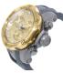 Invicta Men's Venom 16986 Grey Rubber Swiss Chronograph Watch - Side Image Swatch