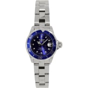 Invicta Women's Pro Diver 17034 Silver Stainless-Steel Quartz Watch