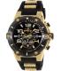 Invicta Men's Speedway 17200 Black Rubber Quartz Watch - Main Image Swatch