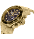 Invicta Men's Pro Diver 80064 Gold Stainless-Steel Swiss Chronograph Watch - Side Image Swatch