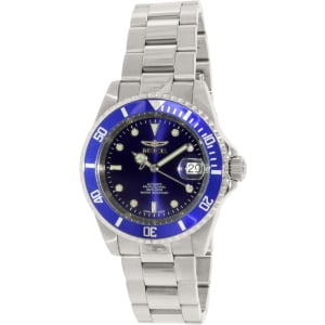 Invicta Men's Pro Diver 9094OB Silver Stainless-Steel Automatic Watch