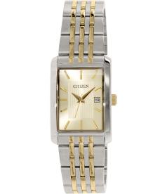 Citizen Men's BH1674-57P Silver Stainless-Steel Quartz Watch