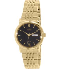 Citizen Men's BK4052-75E Gold Stainless-Steel Quartz Watch