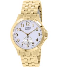 Citizen Women's EQ9052-51A Gold Stainless-Steel Quartz Watch