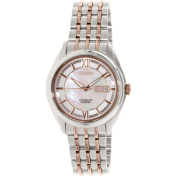 Citizen Men's NH8344-51A Silver Stainless-Steel Automatic Watch