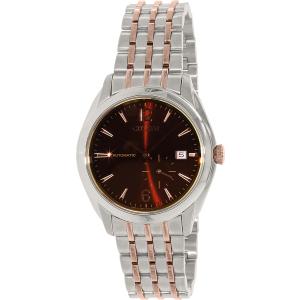 Citizen Men's NJ0064-56W Silver Stainless-Steel Automatic Watch