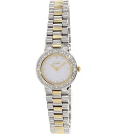 Citizen Women's Eco-Drive EW9824-53A Silver Stainless-Steel Quartz Watch