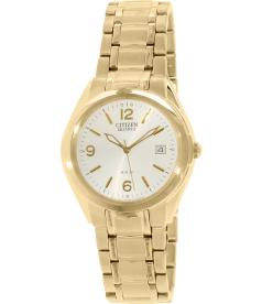 Citizen Men's BK2302-54P Gold Stainless-Steel Quartz Watch
