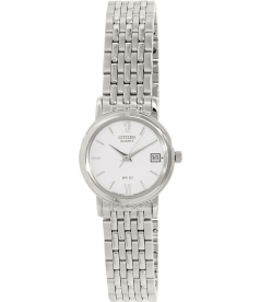 Citizen Women's EU2500-56A Silver Stainless-Steel Quartz Watch