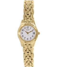 Citizen Women's EU2652-58A Gold Stainless-Steel Quartz Watch