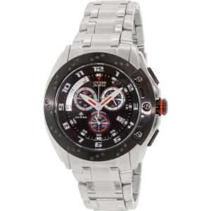 Citizen Men's Eco Drive AT0720-56E Silver Stainless-Steel Quartz Watch