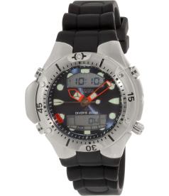 Citizen Men's Promaster JP1060-01L Silver Silicone Quartz Watch