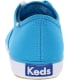 Keds Women's Champion Dip Dye Lace Ankle-High Canvas Fashion Sneaker - Back Image Swatch