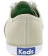 Keds Women's Champion Dip Dye Lace Ankle-High Canvas Fashion Sneaker - Back Image Swatch