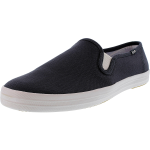 Keds Women's Champion Slip On Ankle-High Canvas Loafer