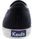Keds Women's Champion Slip On Ankle-High Canvas Loafer - Back Image Swatch