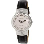 Seiko Men's SKP131 Black Stainless-Steel Quartz Watch
