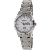 Seiko Women's SUT159 Silver Stainless-Steel Quartz Watch
