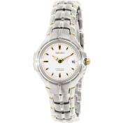 Seiko Women's SWD019 Silver Stainless-Steel Quartz Watch