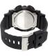 Casio Men's G-Shock GD400-1 Black Resin Quartz Watch - Back Image Swatch