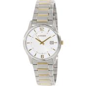 Citizen Women's BD0024-53A Silver Stainless-Steel Quartz Watch