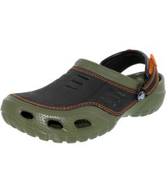 Crocs Men's Yukon Sport Ankle-High Rubber Flat Shoe
