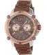 Mulco Women's M10 MW2-28050S-034 Brown Rubber Swiss Multifunction Watch - Main Image Swatch