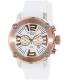 Mulco Men's M10 MW2-6263-016 White Rubber Swiss Chronograph Watch - Main Image Swatch