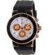 Mulco Men's Bluemarine MW3-70604-021 Black Rubber Swiss Chronograph Watch - Main Image Swatch