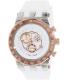 Mulco Men's Bluemarine MW5-93503-013 White Rubber Swiss Chronograph Watch - Main Image Swatch