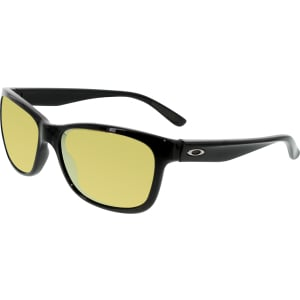Oakley Women's Forehand OO9179-30 Black Square Sunglasses
