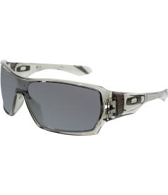 Oakley Men's Offshoot OO9190-11 Grey Wrap Sunglasses