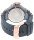 Invicta Men's Subaqua INV-10118 Grey Rubber Swiss Quartz Watch - Back Image Swatch