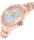 Invicta Men's Signature INV-7111 Rose Gold Stainless-Steel Automatic Watch - Side Image Swatch