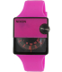 Nixon Women's Murf A237644 Pink Silicone Analog Quartz Watch - Main Image Swatch
