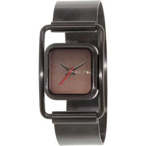 Nixon Women's Dynasty A238001 Black Stainless-Steel Quartz Watch