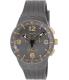 Swatch Men's Originals SUSA401 Grey Silicone Swiss Quartz Watch - Main Image Swatch