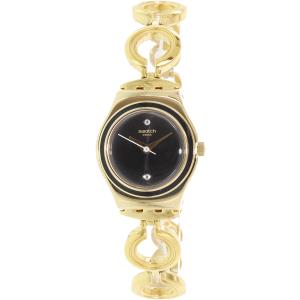 Swatch Women's Irony YSG130G Gold Stainless-Steel Swiss Quartz Watch