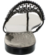 Open Box Vince Camuto Women's Mombo Sandals - 9M - Back Image Swatch
