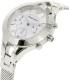 Emporio Armani Women's Classic AR7389 Silver Stainless-Steel Quartz Watch - Side Image Swatch