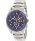 Armani Exchange Men's AX1607 Silver Stainless-Steel Quartz Watch - Main Image Swatch