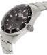 Armani Exchange Men's AX1709 Silver Stainless-Steel Quartz Watch - Side Image Swatch