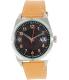 Armani Exchange Men's AX2304 Brown Leather Quartz Watch - Main Image Swatch