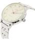 Armani Exchange Women's AX5360 Silver Stainless-Steel Quartz Watch - Side Image Swatch