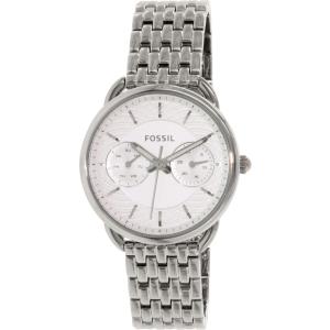 Fossil Women's Tailor ES3712 Silver Stainless-Steel Quartz Watch