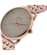 Fossil Women's Tailor ES3713 Rose-Gold Stainless-Steel Quartz Watch - Side Image Swatch